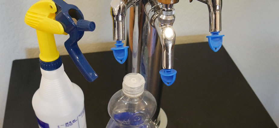 How to Find CO2 Leaks in a Kegerator