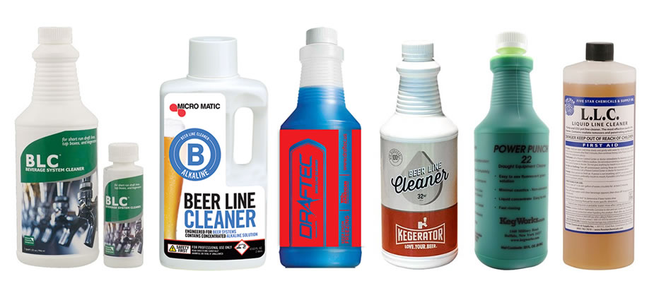 Maintaining Beer Lines With A Beer Cleaner