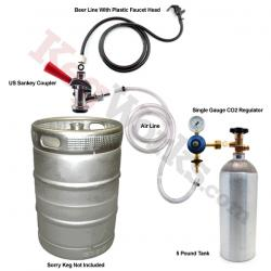 Economy Kegerator Conversion Kit