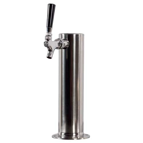 Single  Tap Stainless Tower