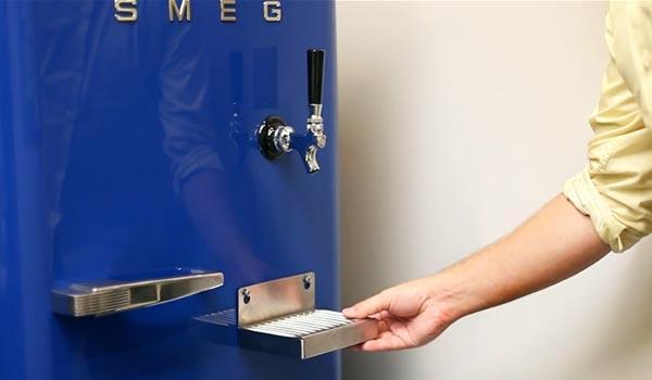 Smegerator Smeg Retro Refrigerator Kegerators Com