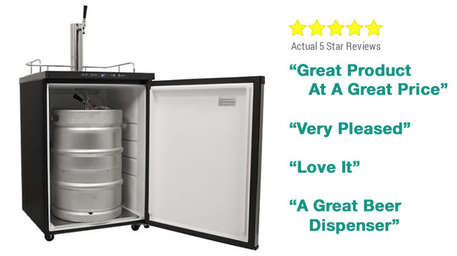 Best Kegerator For Home Use