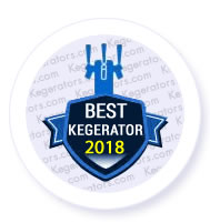 Best Kegerator 2018 Award