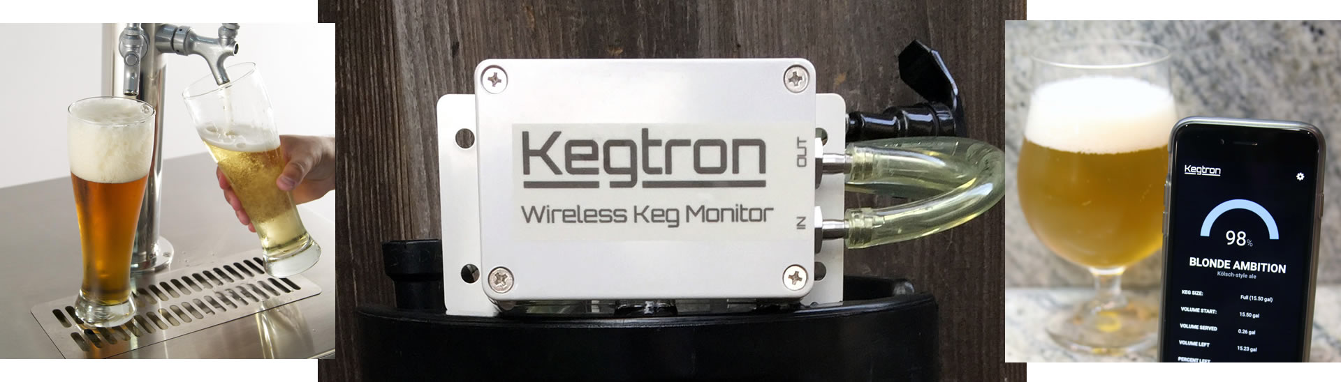 Kegerator Blog Control Panel Question Home Brew Forums Kegtron And Brewskey Both Make Installation Very Simple Have Some Cool Features That Set Them Apart From Each Other I Got A First Look At The