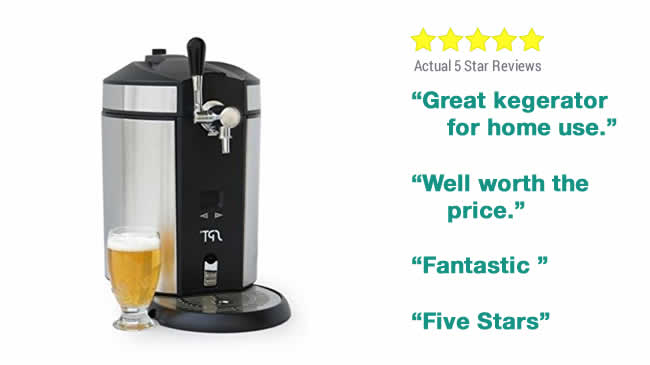 Best kegerator for mini kegs