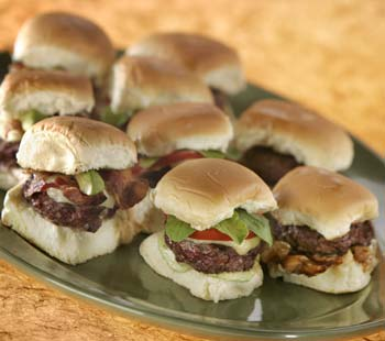 Guinness Sliders – A Beer Mini Burger Recipe - Kegerator Blog
