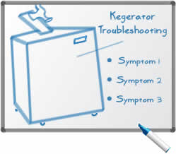 Troubleshooting Your Beer Keg Refrigerator