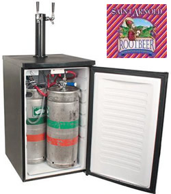 Alternative Kegerator