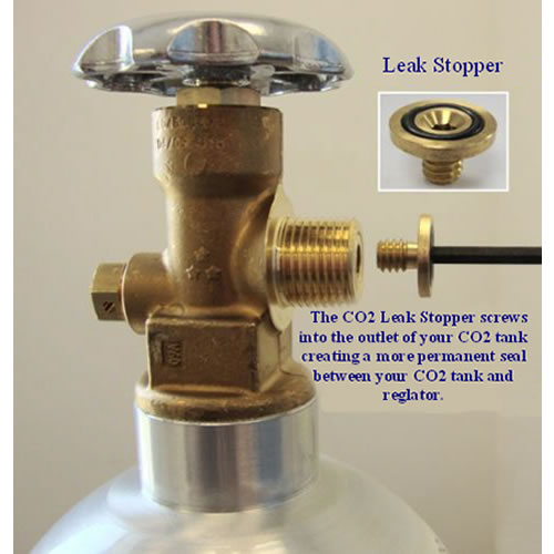 co2 leak stopper
