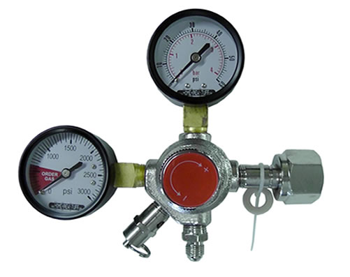 Dual gauge regulator