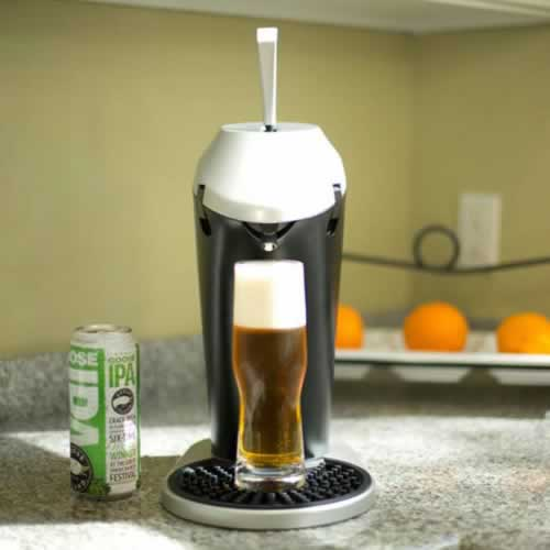 Beer Bottle and Can Fizz Machine