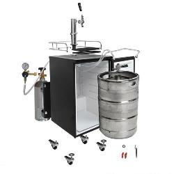 Kegerator Parts Overview