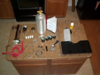 Kegerator Parts and Tools
