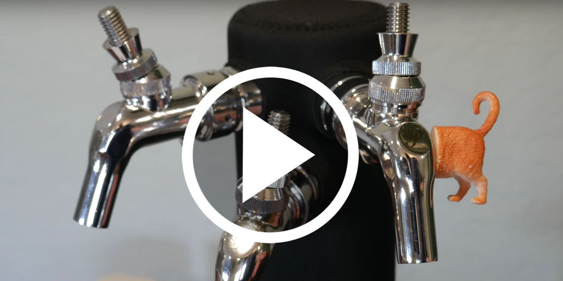 The Difference Between Chrome vs Stainless Steel Beer Tap Faucet