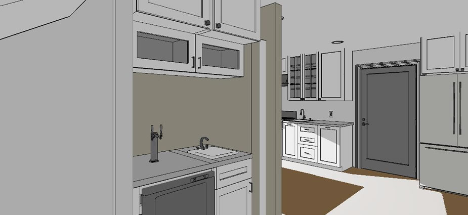 Planning For a Kegerator in Your Kitchen Renovation