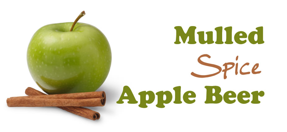 Mulled Spice Apple Beer